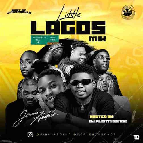 Mixtape: DJ Plentysongz - Little Lagos Mix