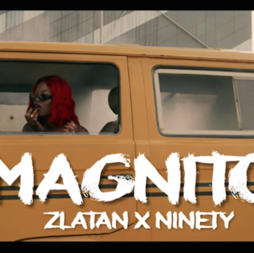 Magnito - Sunday Ft. Zlatan x Ninety