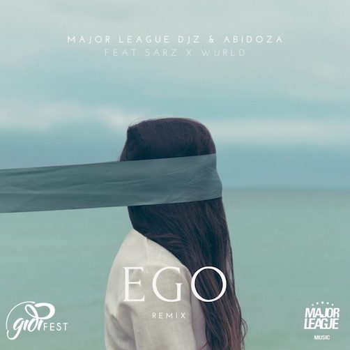 Major League DJz - Ego