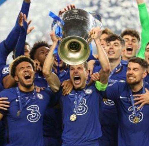 Man City 0 - 1 Chelsea (UEFA Champions League)