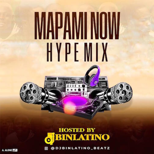 Mixtape: DJ Binlatino - Mapami Now Hype Mix