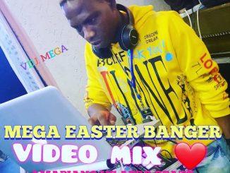 DJ Mega - Mega Easter Banger Video Mix