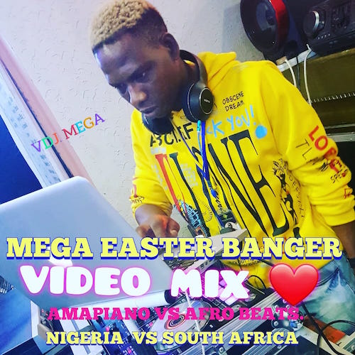 DJ Mega - Mega Easter Banger Video Mix