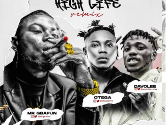 Mr Gbafun Ft. Otega & Davolee - High Life (Remix)
