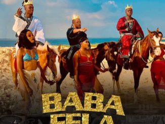 Mr Real - Baba Fela (Remix) Ft. Laycon & Zlatan