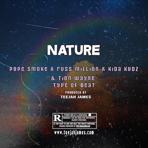 Free Beat Nature - Pop Smoke x Tion Wayne x Kida Kudz