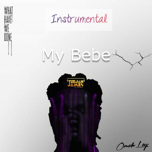 Omah Lay - My Bebe (Instrumental)