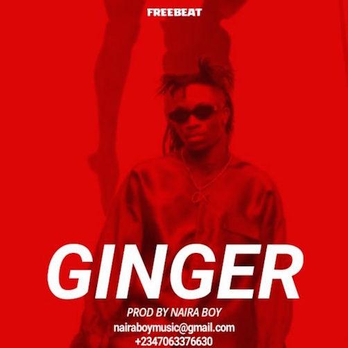 Ginger - Oxlade Type Beat (Prod. By Naira Boy)