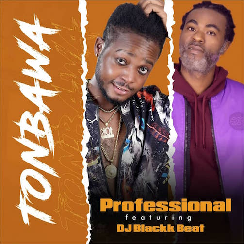 Professional Ft. DJ Blackk Beat - TonBawa