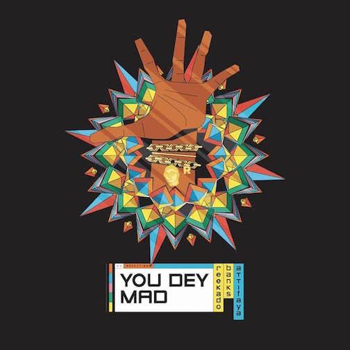 Reekado Banks - You Dey Mad