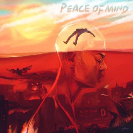 Rema - Peace of Mind [Lyrics]