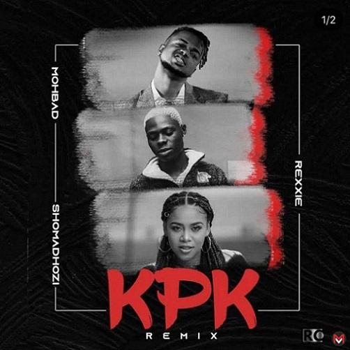 Rexxie - KPK (Ko Por Ke) (Remix) Ft. Mohbad & Sho Madjozi