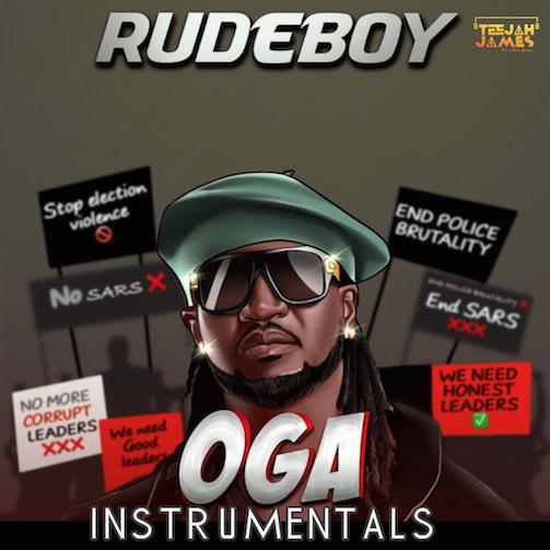 Rudeboy - Oga [Instrumental]