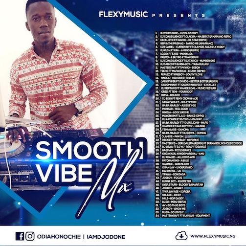 DJ OD One - Smooth Vibe Mix