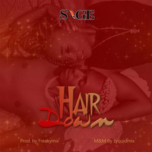Sage - Hair Down