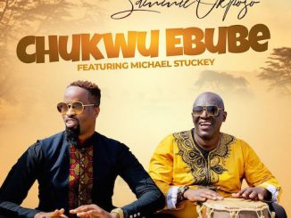 Sammie Okposo - Chukwu Ebube (God Of Glory) Ft. Michael Stuckey