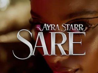 """Video: Ayra Starr – """"Sare"""""""