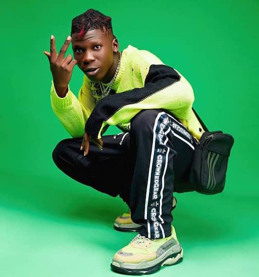 DJ Glitter - Best Of Seyi Vibez Mix