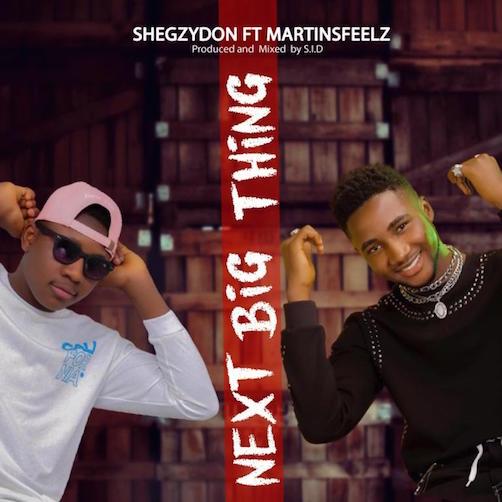 Shegzydon - Next Big Thing (NBT) Ft. Martins Feelz