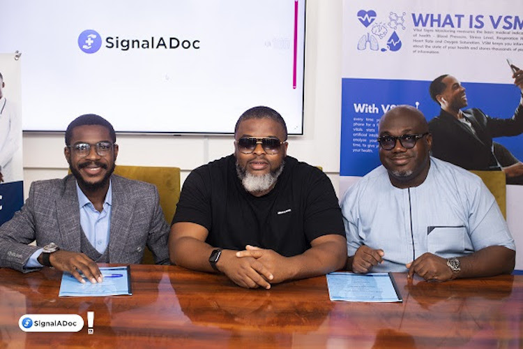 SignalADoc Announces Larry Gaaga As Ambassador