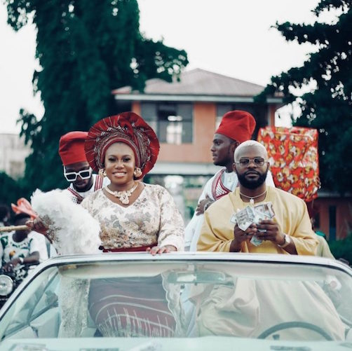 Falz Ft. Niniola - Squander Video