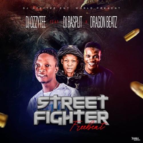 DJ Ozzytee - Street Fighter Beat ft DJ Basplit x Dragon Beatz