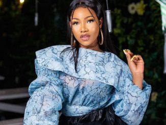 Tacha Defends Gov Wike's Gifts To Burna Boy
