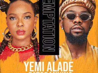 Yemi Alade - Temptation Lyrics Ft. Patoranking