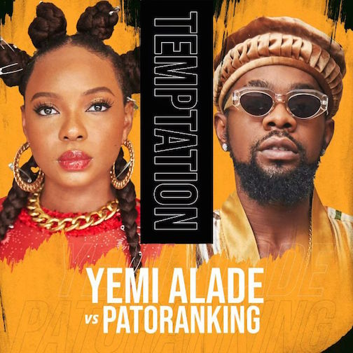 Yemi Alade - Temptation Ft. Patoranking Video