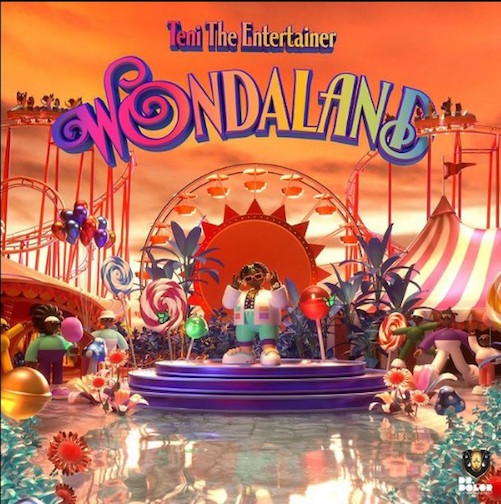 Teni - Wondaland Album