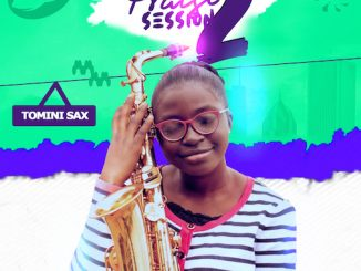Tomini Sax - Praise Session