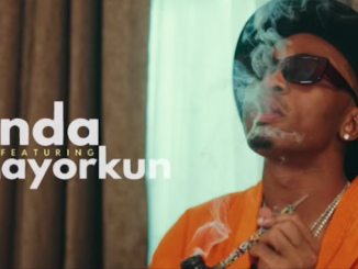 Yonda - Tony Montana Video Ft. Mayorkun