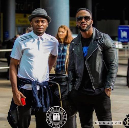 Iyanya and Ubi Franklin Reunite Old MMMG Label