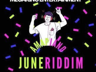 VDJ Mega - Amapiano June Riddim Mix