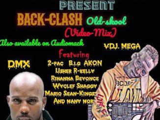 VDJ Mega - Back Clash Old Skool Mix