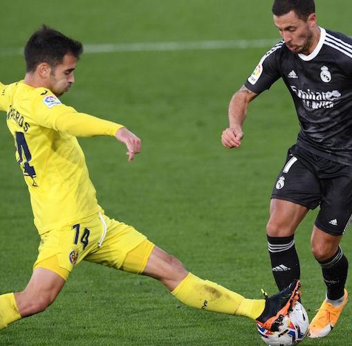Villarreal 1 – 1 Real Madrid