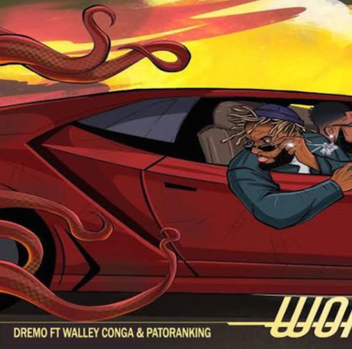 Dremo - Wonder (Remix) Ft. Patoranking x Walley Conga