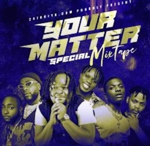 DJ Real - Your Matter Special Mix (Vol. 2)