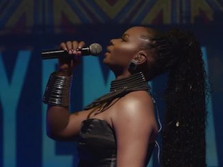 Yemi Alade - Poverty (Swahili Version Live Session)