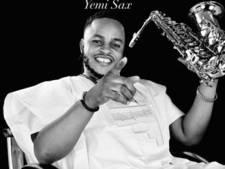 Yemi Sax - Ade Ori Okin Ft. K1 De Ultimate