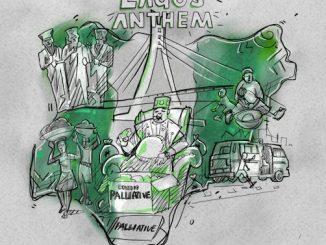 Zlatan - Lagos Anthem (Remix) Video Ft. Oberz, Frescool, Oladips, Kabex & Trod
