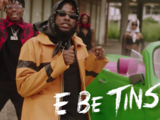 Dremo - E Be Tins Ft. Mayorkun video