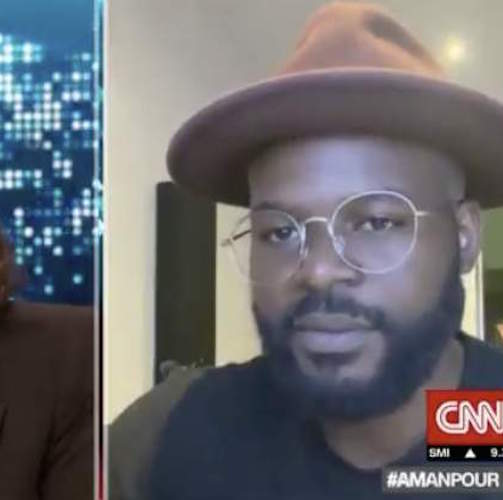 Watch the CNN Interview with Falz Everyone is Talking About