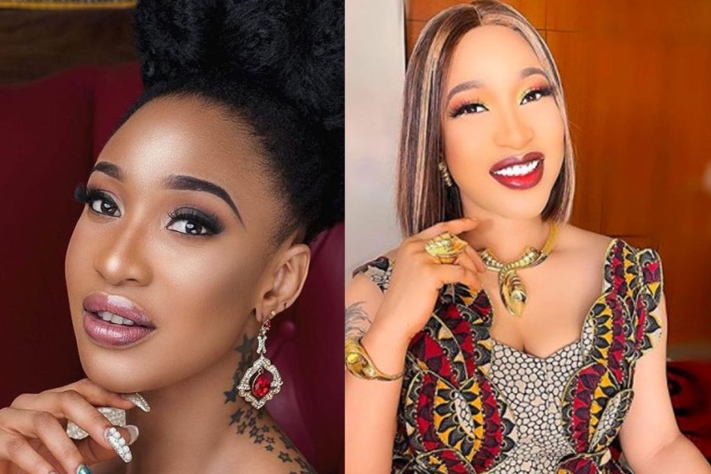 Actress Tonto Dikeh calls out Witches for being disrespectful to her