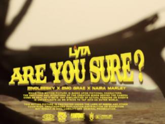 Video Lyta - Are You Sure Ft. Zinoleesky, Emo Grae & Naira Marley