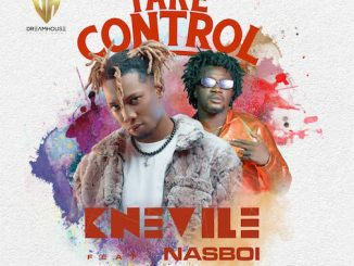 Knevile - Take Control Ft. Nasboi