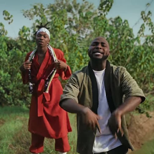DMW - Davido Drops A New Song Featuring Mayorkun, The Best